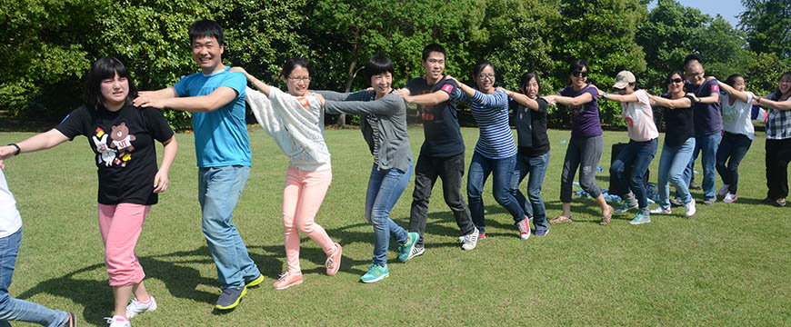 Apple CSDM Team Building
